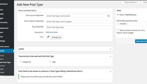 Creating Custom Post Type آموزش ایجاد پست سفارشی در وردپرس