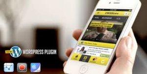 نصب و راه اندازی برنامه وب تلفن همراه برای وردپرس