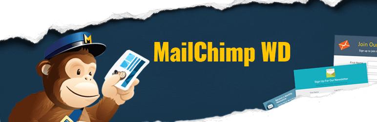 Mailchimp WD افزونه