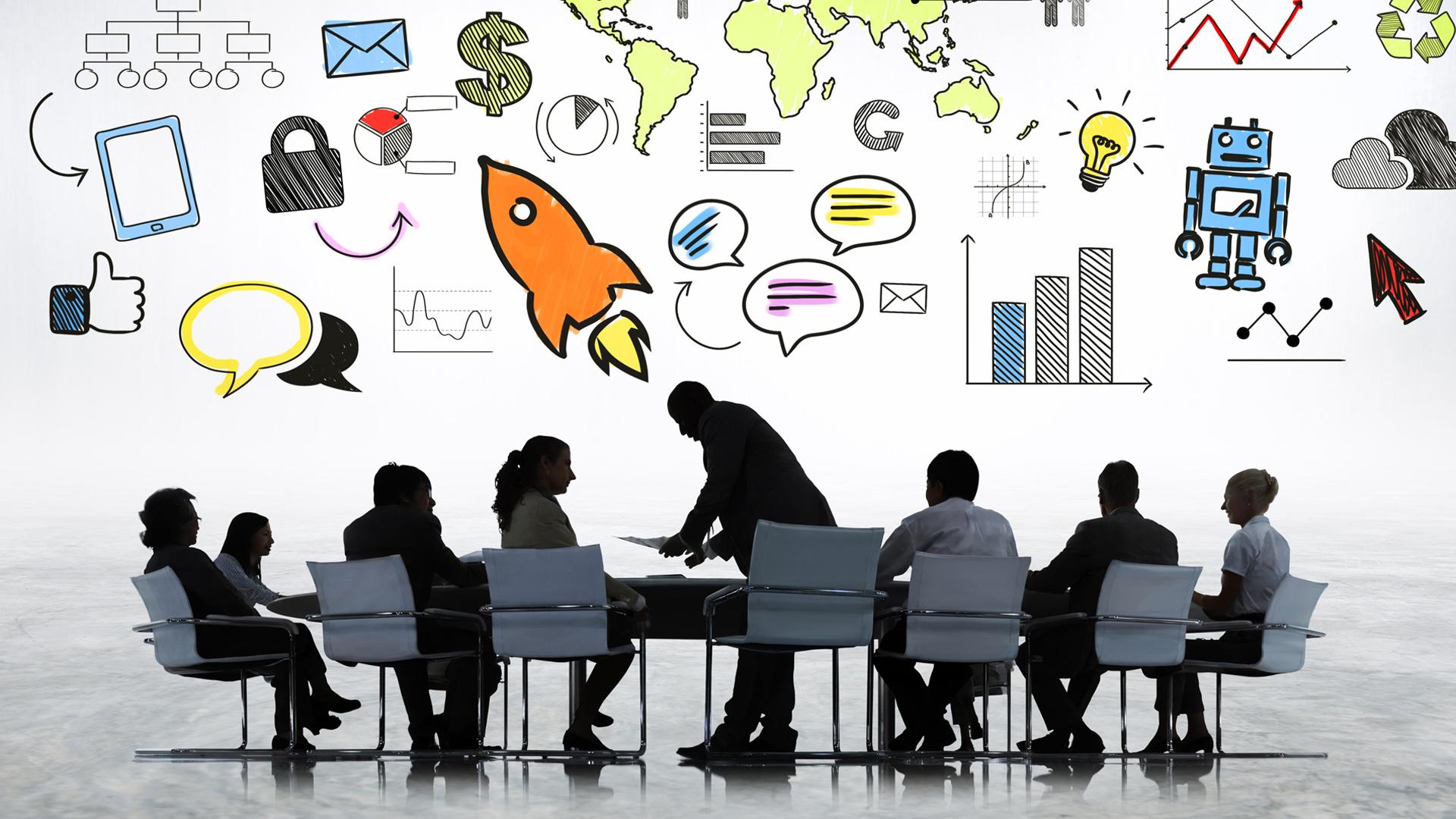 team meeting1 6 افزونه کاربردی برای بازاریابان در وردپرس
