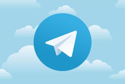 telegramwordpress وصل وبسایت وردپرسی خود به تلگرام