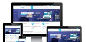 Nictitate Free WordPress Theme قالب وردپرس شرکتی رایگان Nictitate